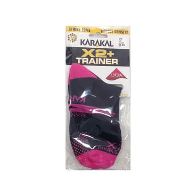 Karakal chaussettes X2 Invisibles